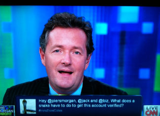 BBC , Piers Morgan