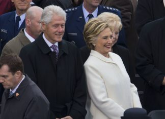 marriage clinton cosmopolitan hillary bill