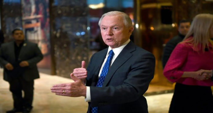 General Jeff Sessions