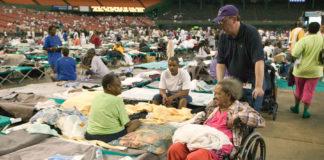 isis jihadists texas hurricane harvey support shelters