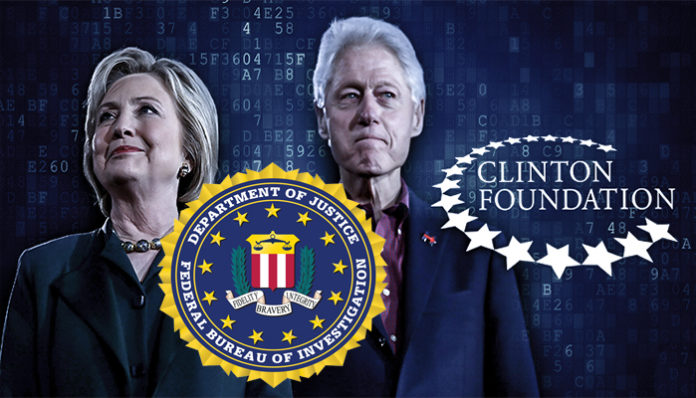 Clinton Foundation Labeled Agents Of Foreign Governments