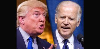 Joe Biden, coronavirus, donald trump