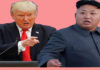 Kim Jong Un, Donald Trump, North Korea