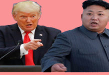 Kim Jong Un, Donald Trump, North Korea