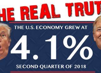 US unemployment, US unemployment rate, Trump unemployment rate, GDP US, 4.1 GDP