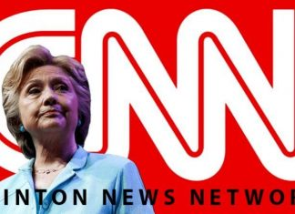 Clinton CNN Fake News