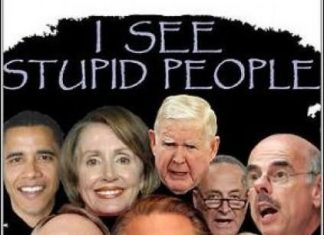 democrats stupid dumb