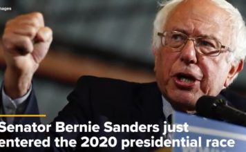 bernie sanders, elections, 2020