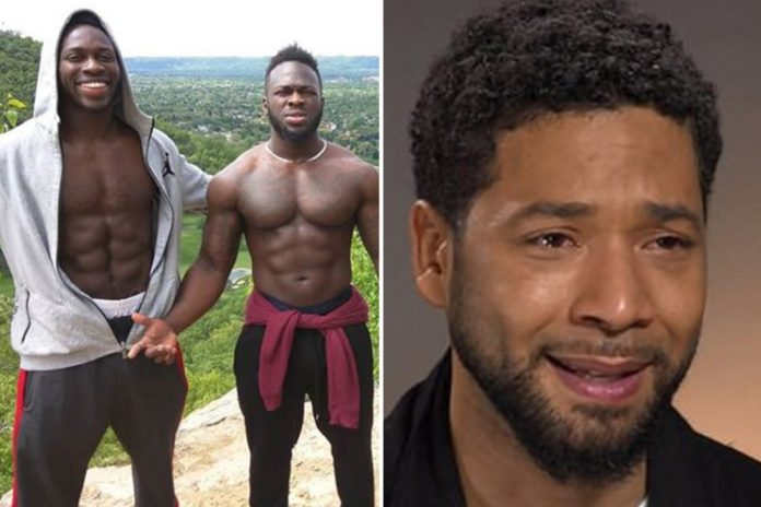 smollett nigeria brothers paid