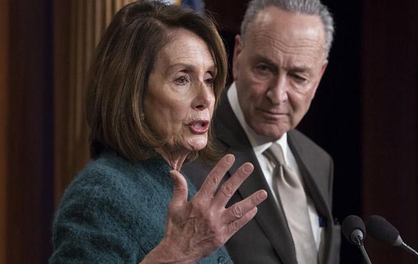 republicans, nancy pelosi, chuck schumer, coronavirus
