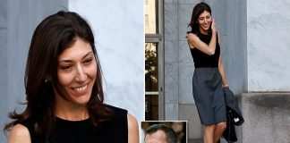 Lisa Page, Peter Strzok, fbi