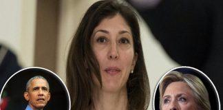Lisa Page, DOJ, Hillary Clinton