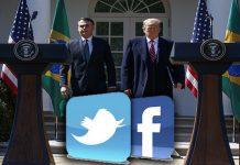 social media, facebook, twitter, donald trump, republicans