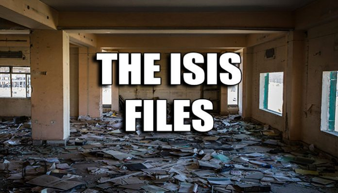 isis files, president trump, isis
