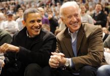 former vice president, joe biden, barack obama