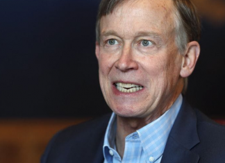 John Hickenlooper, china