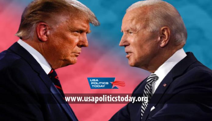 Joe Biden, Donald Trump, elections 2020